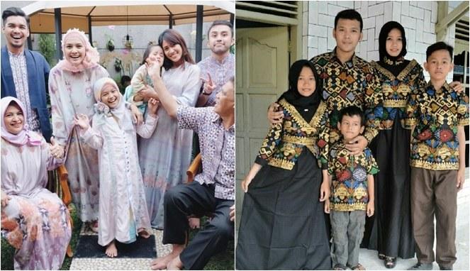 Inspirasi Baju Lebaran Yang Bagus Tldn Foto Foto Baju Couple Keluarga Saat Lebaran Yang Bisa Jadi