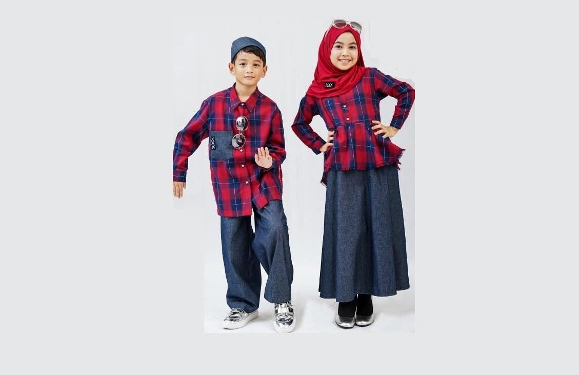 Inspirasi Baju Lebaran Yang Bagus Zwdg 10 Koleksi Baju Lebaran Anak Terbaru Yang Bagus Di