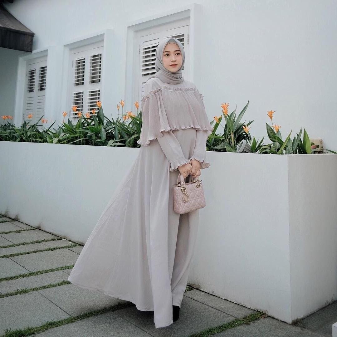 Inspirasi Baju Lebaran Yang Cantik Dwdk Yang Belom Punya Baju Buat Lebaran Bisa Pake Dress Cantik