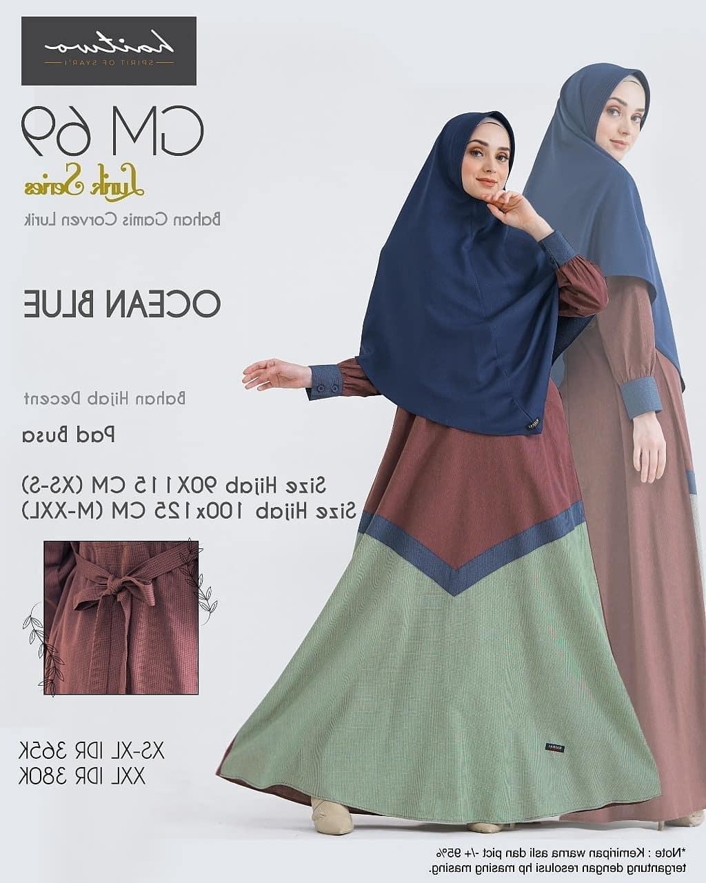 Inspirasi Baju Lebaran Yg Lagi Ngetren 87dx 35 Trend Model Baju Lebaran 2020 Modis Stylish Model