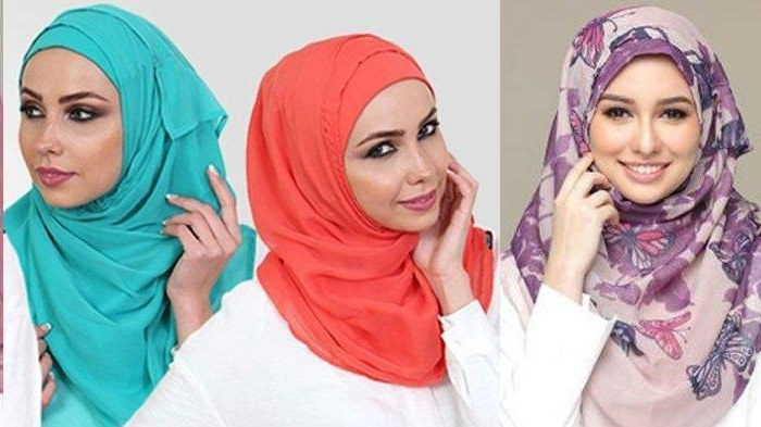 Inspirasi Baju Lebaran Yg Lagi Ngetren Budm Hijab Ini Bakal N Ren Di Lebaran 2019 Bangka Pos