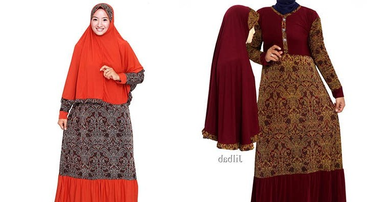 Inspirasi Baju Lebaran Yg Lagi Ngetren Etdg Contoh Gambar Baju Gamis Muslimah Yg Lagi Trend Elneddy