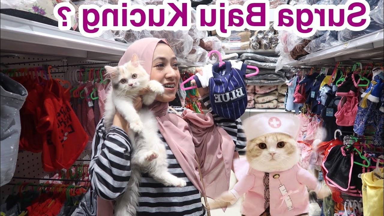 Inspirasi Cari Baju Lebaran Dddy Cari Baju Lebaran & Aksesoris Untuk Kucing