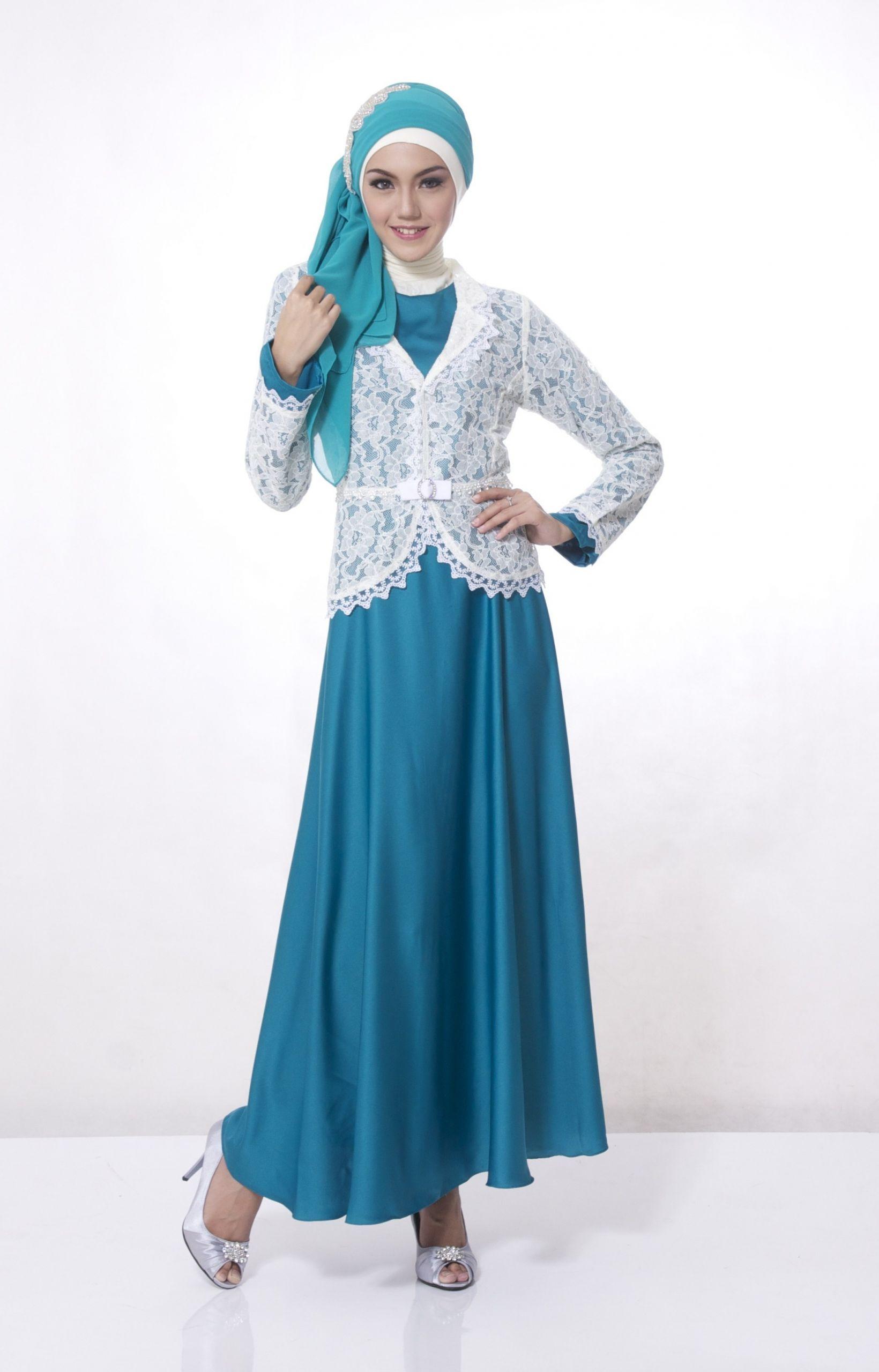 Inspirasi Contoh Baju Lebaran 4pde Contoh Desain Baju Muslim Terbaru Di 2015 – Pipitfashion