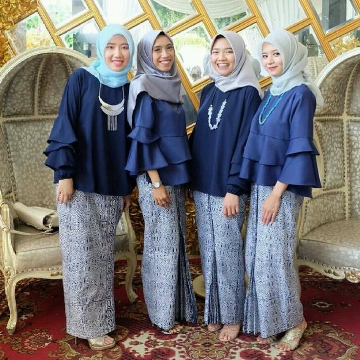 Inspirasi Contoh Baju Lebaran Ipdd Contoh Seragam Bridesmaid Terbaru – Specialist Kebaya Gaun