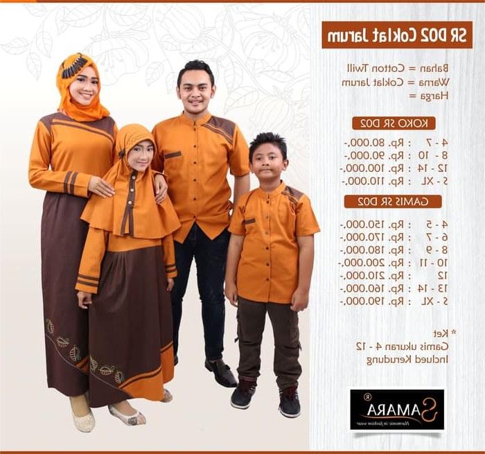 Inspirasi Desain Baju Lebaran Keluarga 2019 S5d8 Gambar Baju Couple Keluarga Untuk Lebaran Gambar islami