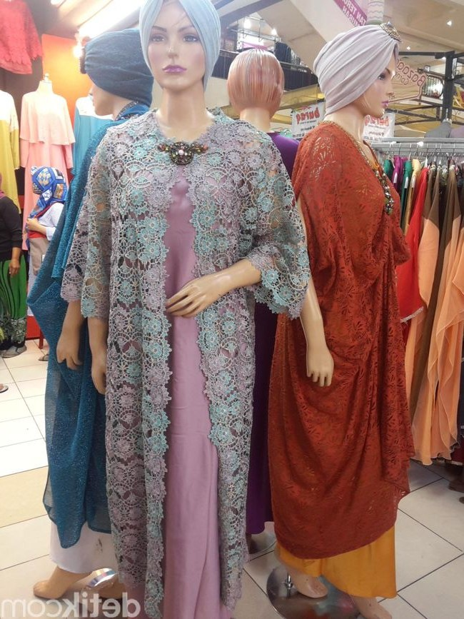 Inspirasi Model Baju Lebaran Di Thamrin City H9d9 Gamis Ini Jadi Tren Baju Lebaran Di Tanah Abang Dan
