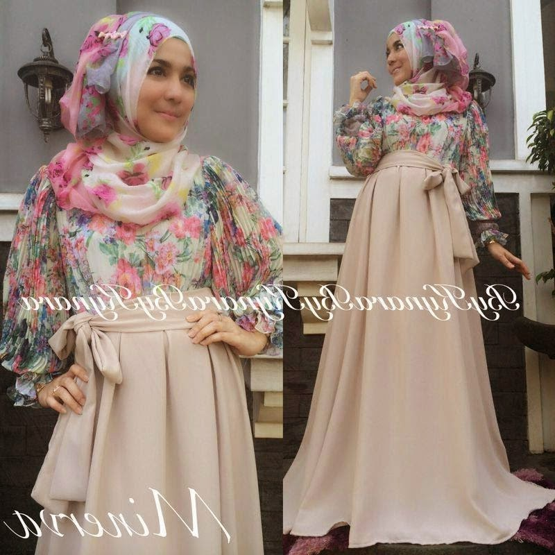 Inspirasi Model Baju Lebaran Di Thamrin City Irdz Baju Muslim Terbaru Di Thamrin City Minerva Dress by Kynara