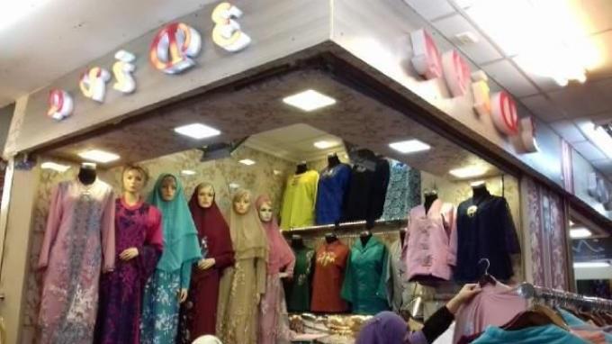 Inspirasi Model Baju Lebaran Di Thamrin City Q5df Warga Mulai Berburu Baju Lebaran Di Mal Thamrin City