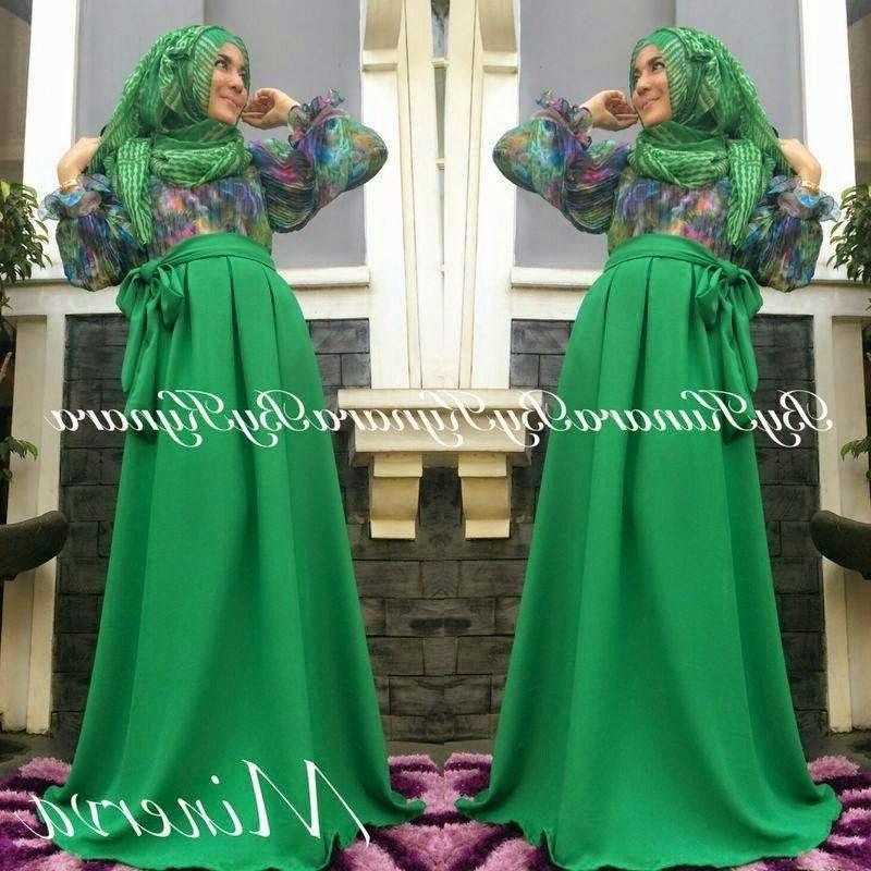 Inspirasi Model Baju Lebaran Di Thamrin City S5d8 Baju Muslim Terbaru Di Thamrin City Minerva Dress by Kynara