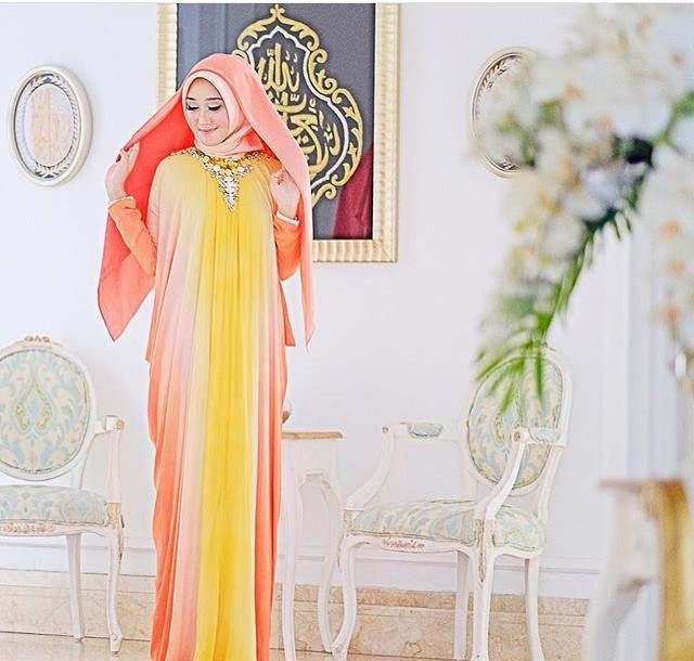 Inspirasi Model Baju Lebaran Dian Pelangi 2017 87dx Trend Model Busana Muslim Dian Pelangi Edisi 2017