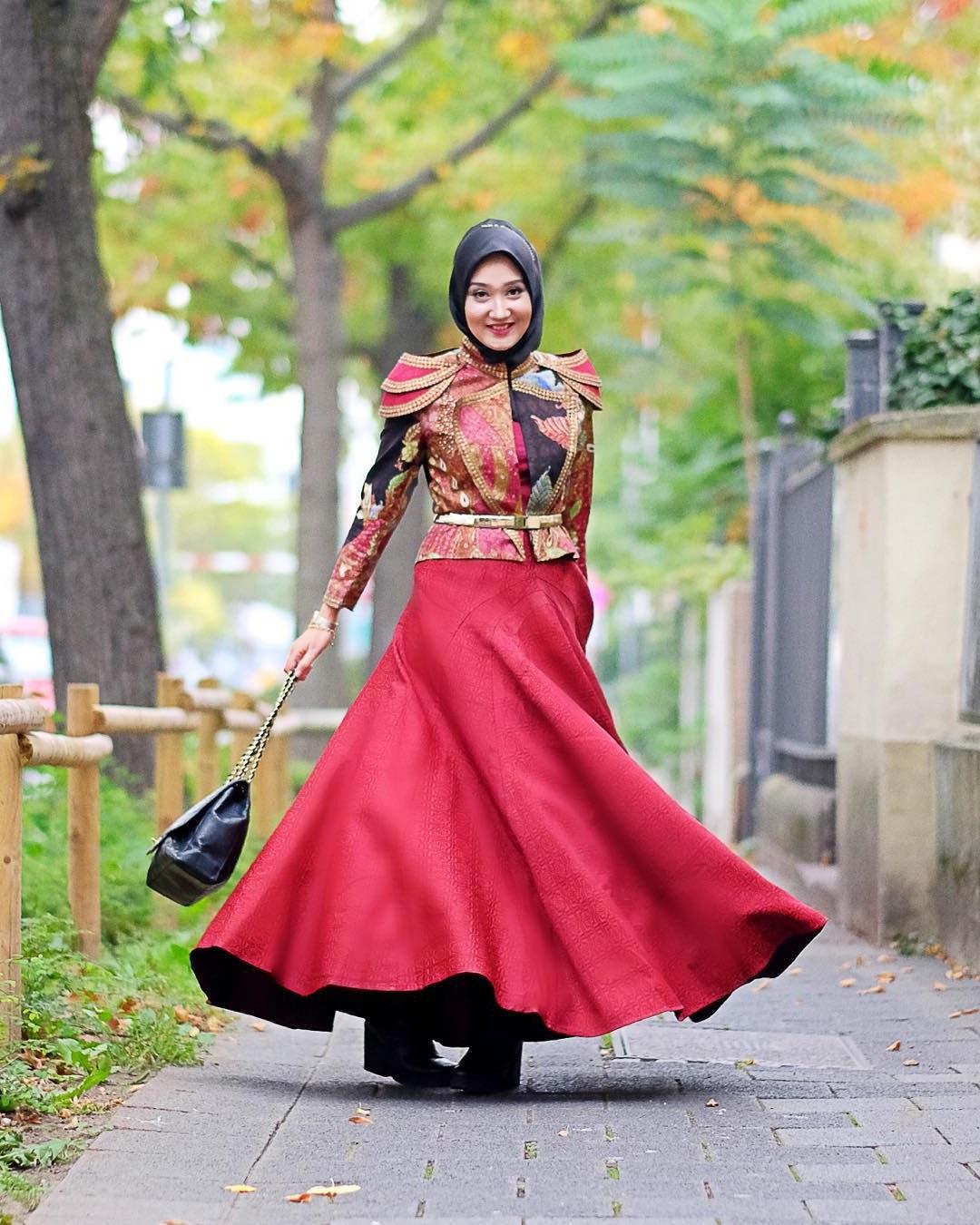 Inspirasi Model Baju Lebaran Dian Pelangi 2017 Whdr Pilihan Model Baju Hijab Dian Pelangi Terbaru 2016