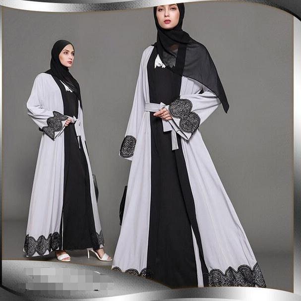 Inspirasi Model Baju Lebaran Kekinian 2019 T8dj Trend Model Baju Muslim Wanita 2019 • Info Tren Baju