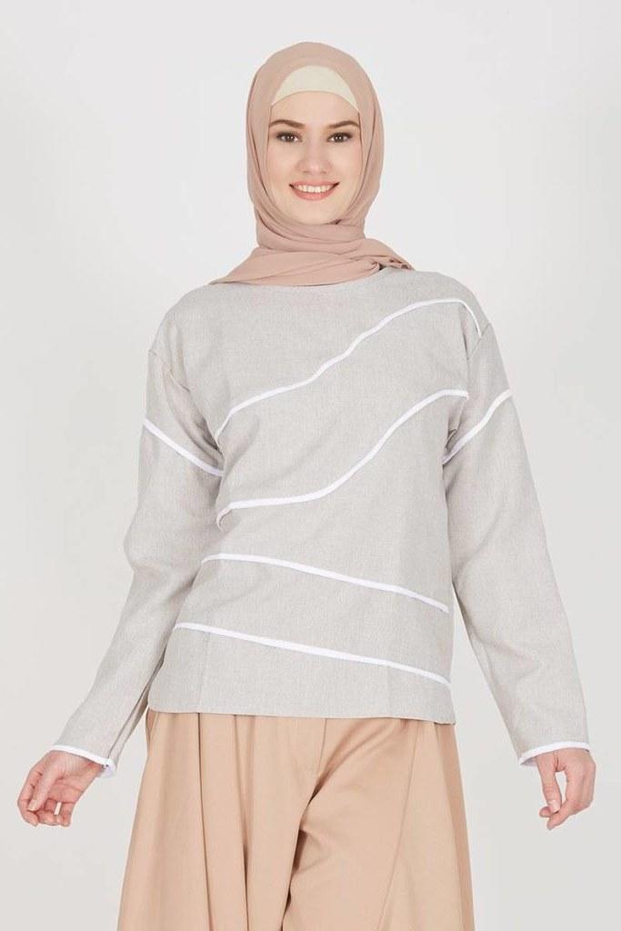 Inspirasi Model Baju Lebaran Syahrini 2017 Drdp Ini Dia Model Baju Lebaran 2017 Terbaru Sesuai Dengan