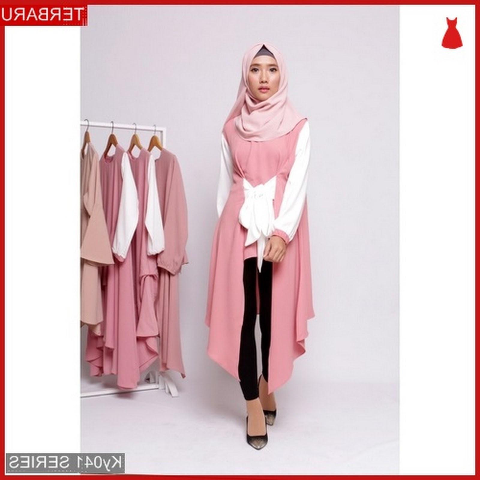 Inspirasi Model Baju Lebaran Tahun 2018 Gdd0 Dapatkan Baju Muslim Lebaran Paling Keren Terbaru Di Bmg