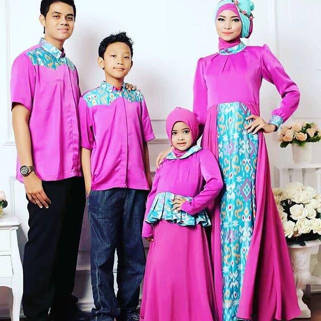 Inspirasi Model Baju Lebaran Untuk Keluarga Budm Model Baju Keluarga Untuk Hari Raya Lebaran 2018