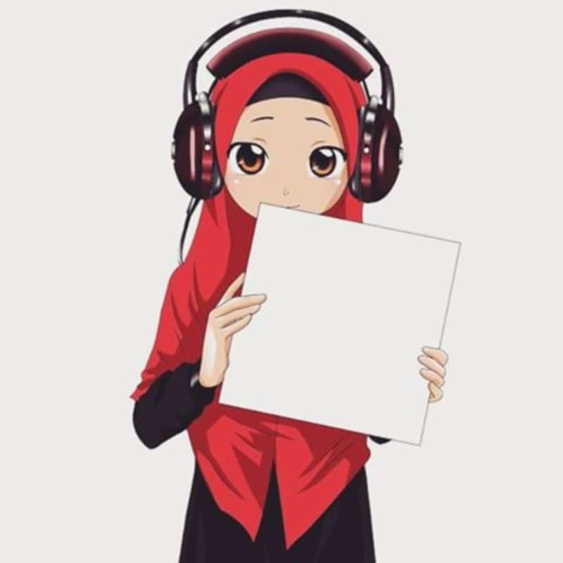 Inspirasi Muslimah Kartun Cantik Ffdn 19 Kartun Muslimah Lucu Anak Cemerlang