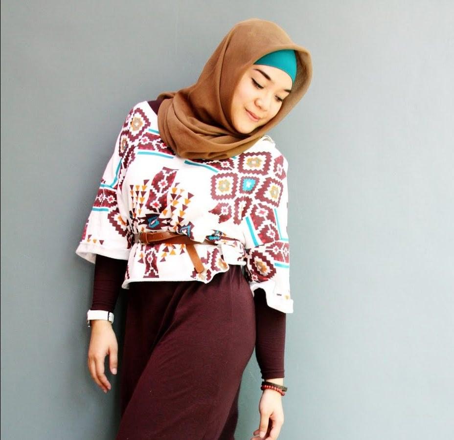Inspirasi Style Baju Lebaran Whdr Baju Lebaran Remaja 2017 Berhijab