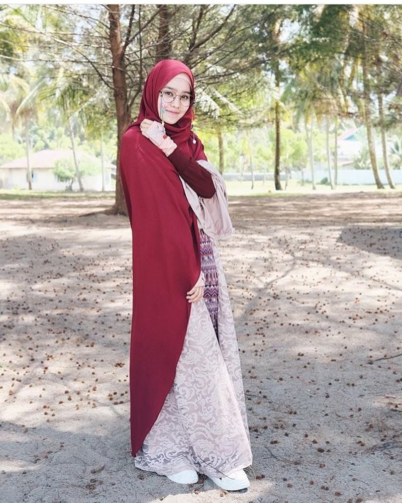 Inspirasi Trend Baju Lebaran 2019 S1du 28 Fesyen Baju Raya 2020 Terkini Design Moden & Elegant
