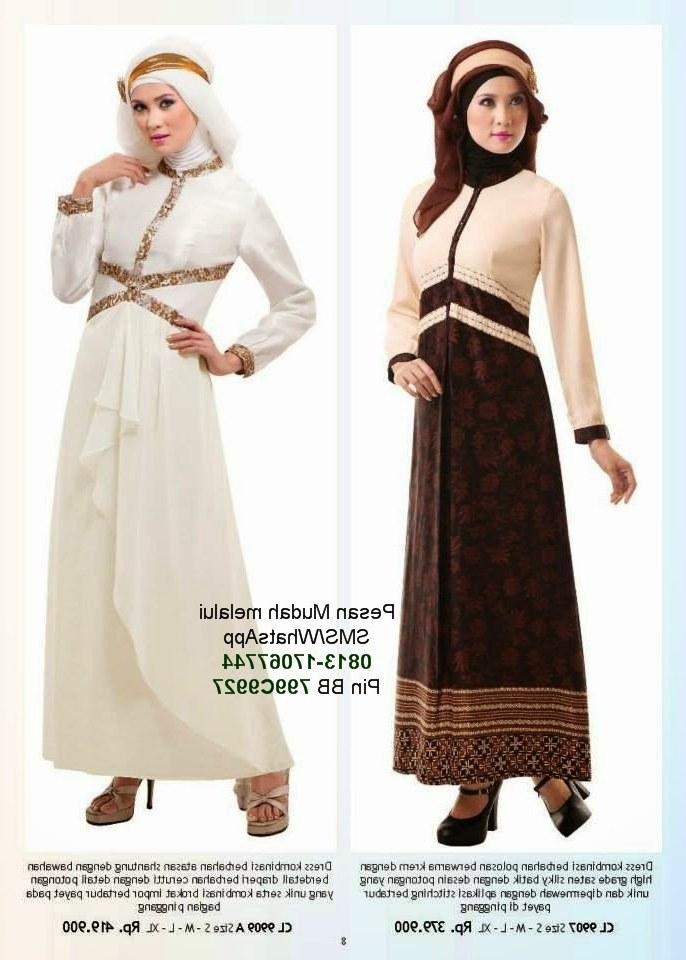Model Baju Lebaran 2019 Anak Perempuan 0gdr Baju Muslim Anak Perempuan 2014