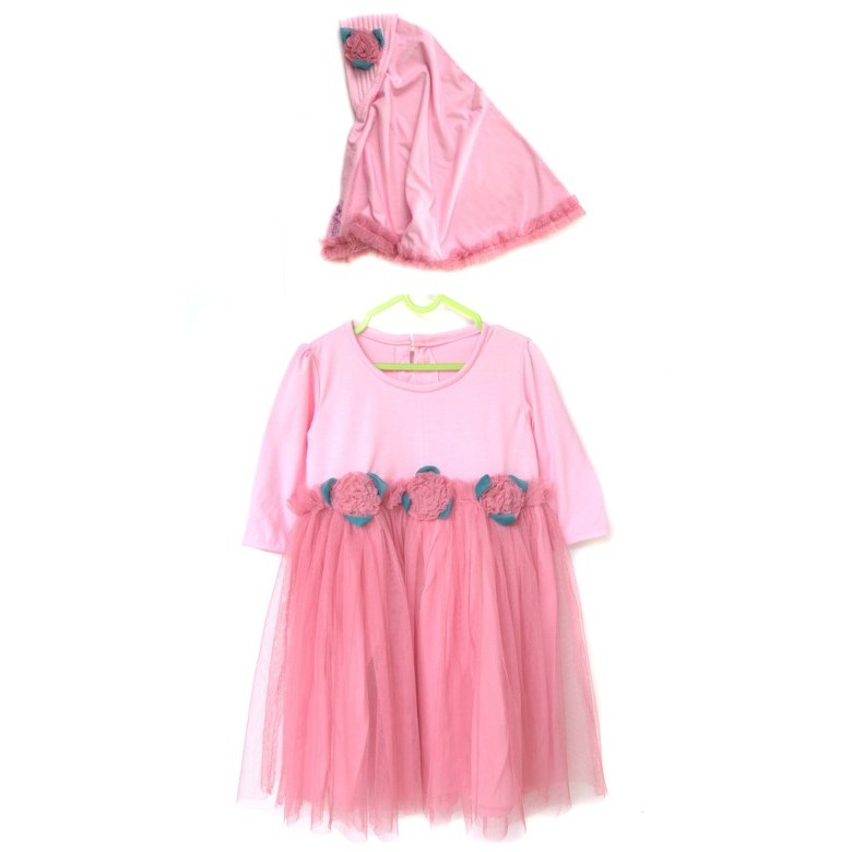Model Baju Lebaran 2019 Anak Perempuan Jxdu 15 Tren Model Baju Lebaran Anak 2019 tokopedia Blog