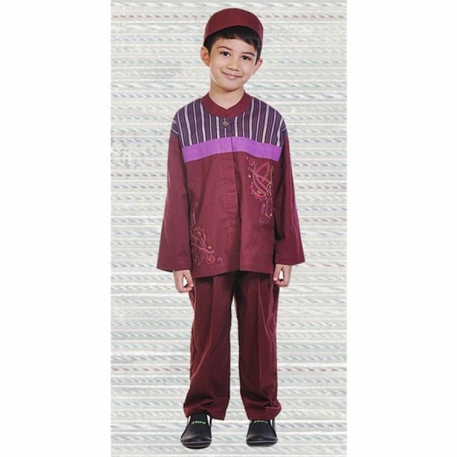 Model Baju Lebaran Anak Laki 4pde Model Busana Muslim Terbaru Untuk Anak Laki Laki