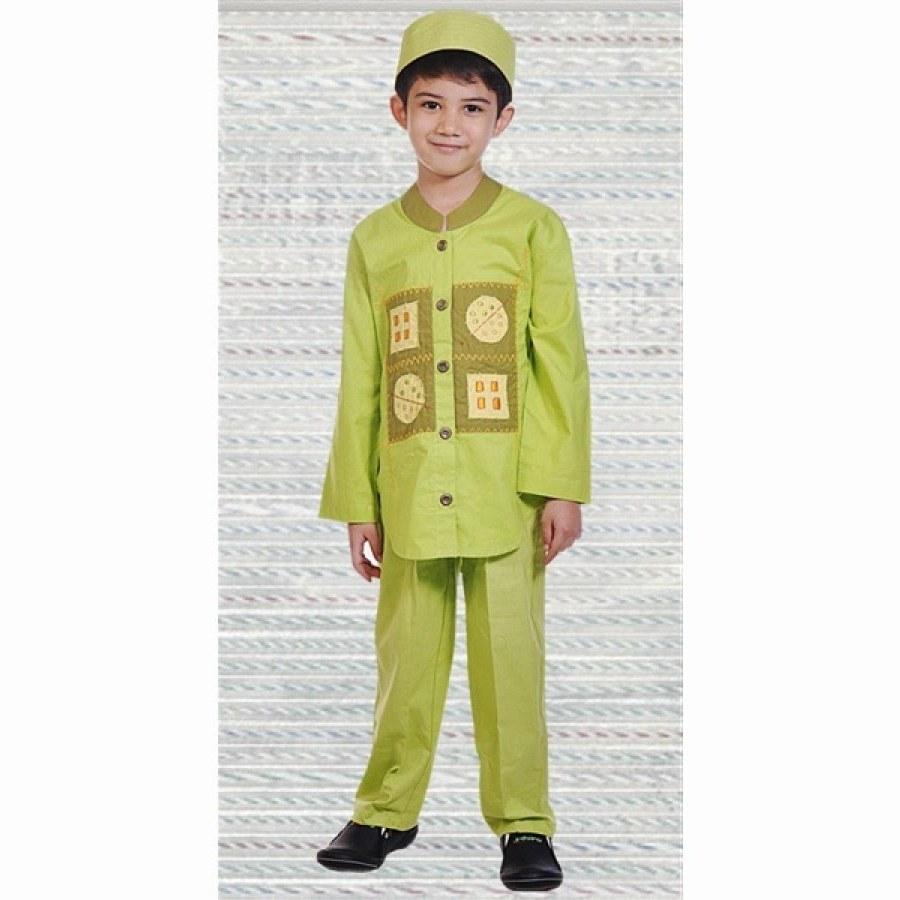 Model Baju Lebaran Anak Laki Ffdn Model Busana Muslim Terbaru Untuk Anak Laki Laki
