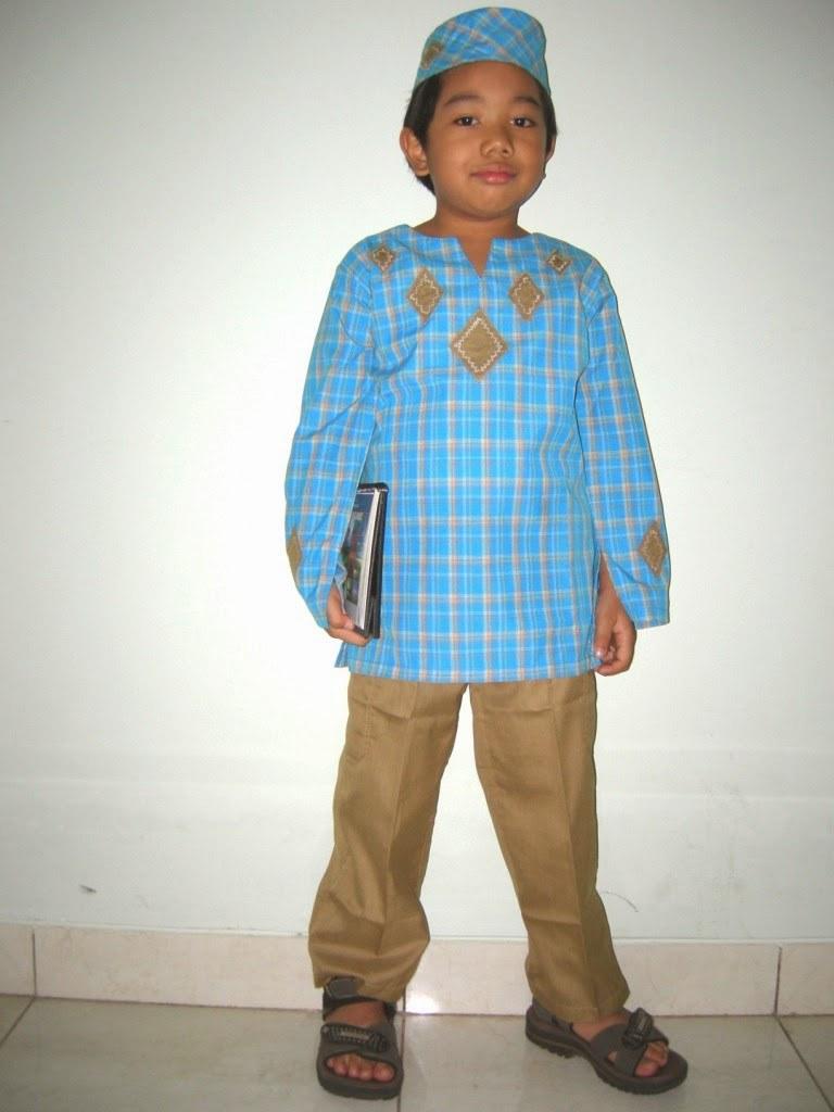 Model Baju Lebaran Anak Laki Laki Rldj Inilah Model Baju Koko Anak Terbaru Lebaran 2016