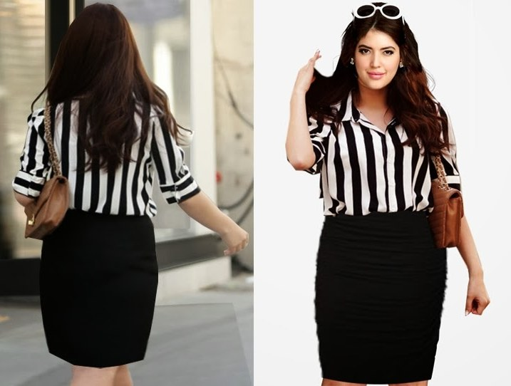 Model Baju Lebaran Big Size 0gdr Beberapa Tips Memilih Dress Untuk Wanita Berbadan Besar