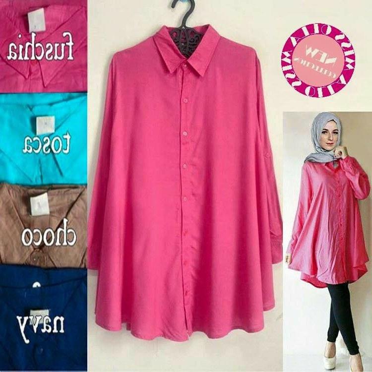 Model Baju Lebaran Big Size S5d8 Setelan Hijab Ke Kantor Hijab top Tips
