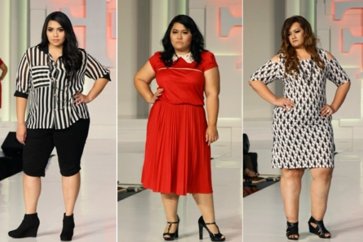 Model Baju Lebaran Big Size Thdr Tips Baju Big Size Jadi Modis Dengan Kombinasi Warna Nyentrik