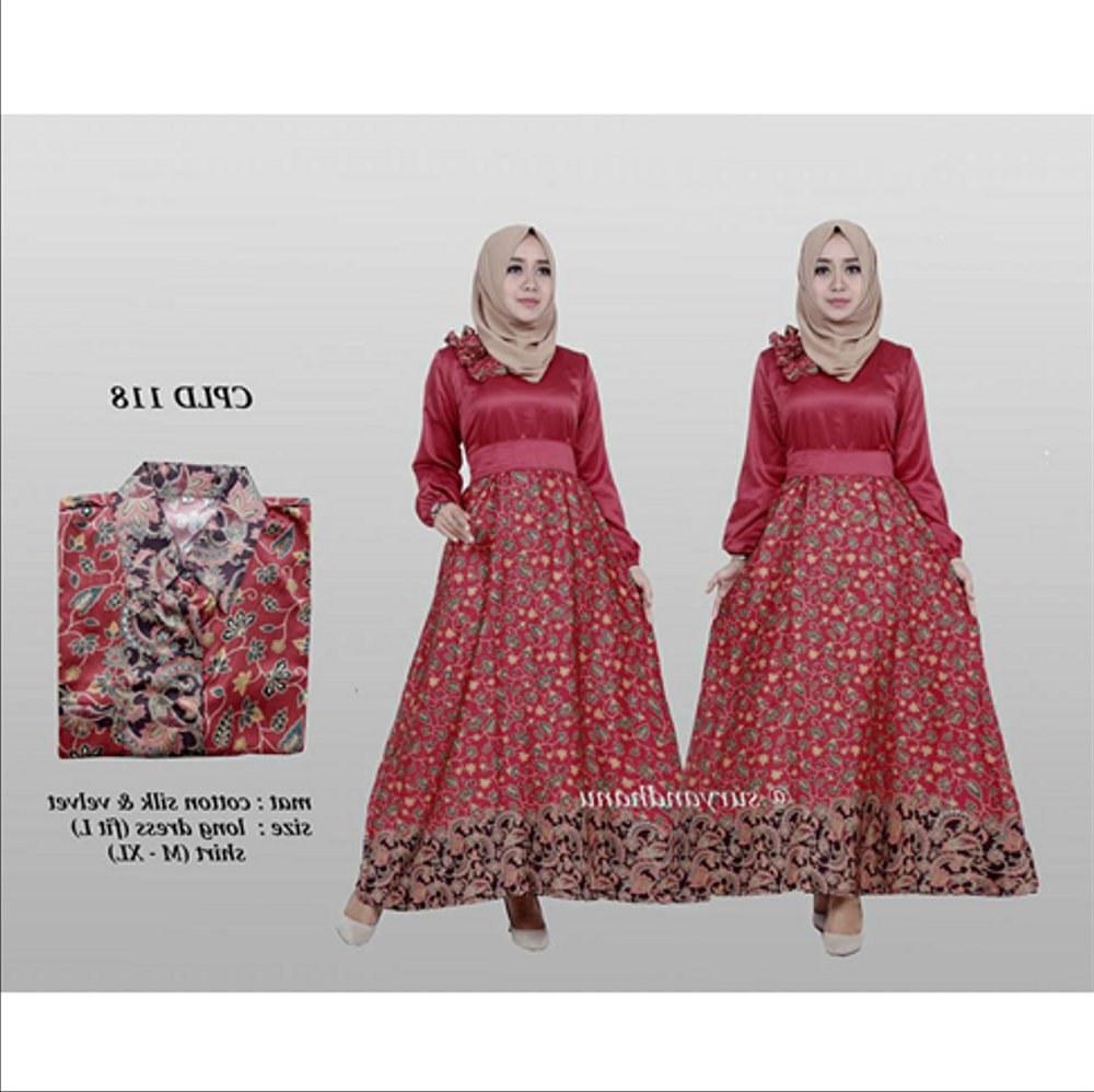 Model Baju Lebaran Pasangan 9fdy Jual Baju Couple Batik Sarimbit Gamis Pakaian Pesta
