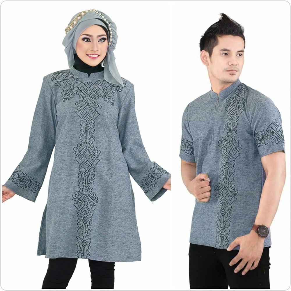 Model Baju Lebaran Pasangan Tldn Jual Baju Koko Ssl 144 Baju Muslim Baju Koko Baju