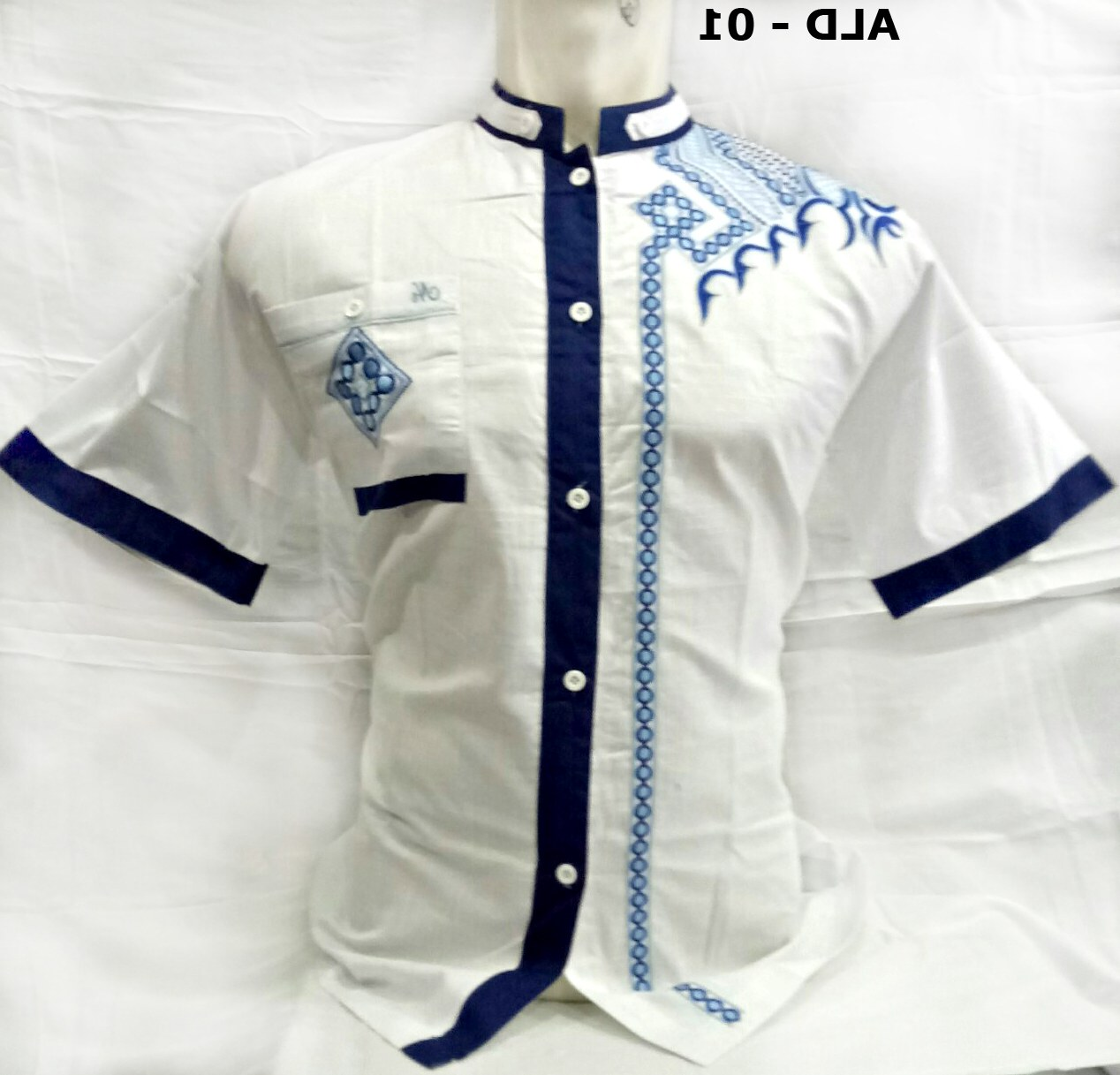 Model Baju Lebaran Putih Bqdd Model Baju Koko Lebaran 2018 Terbaru Dan Harganya Murah