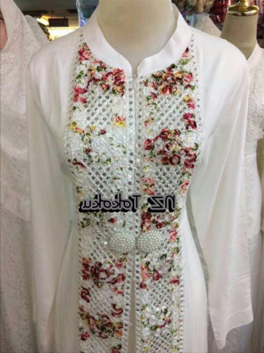 Model Baju Lebaran Putih Dddy Jual Baju Gamis Putih Muslim Murah Untuk Lebaran Umroh