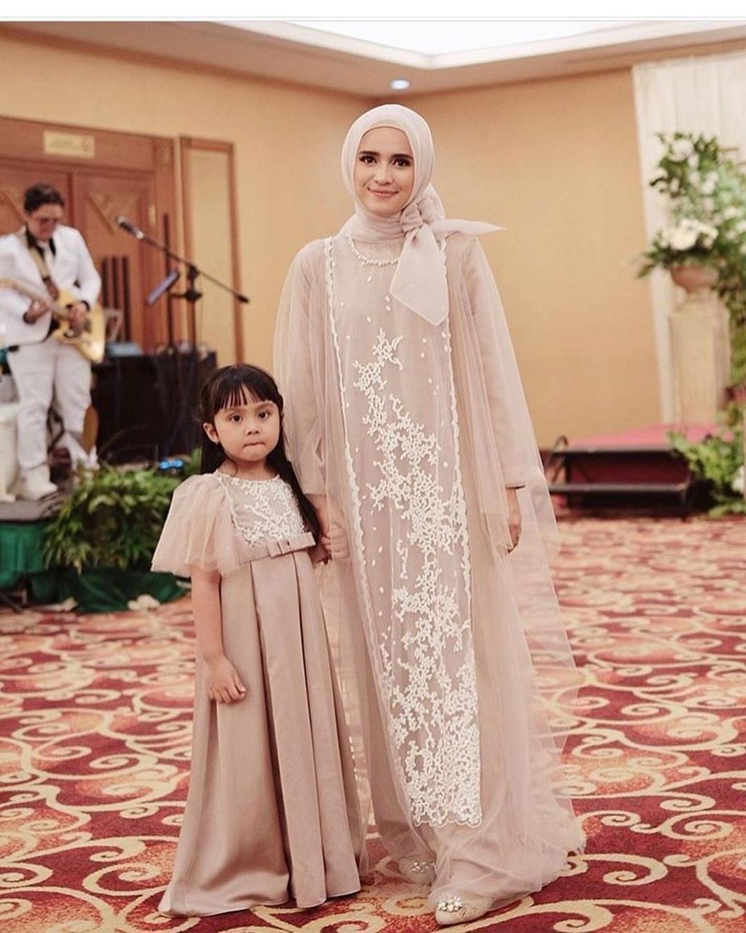 Model Baju Lebaran Remaja Terbaru 2020 Kvdd 65 Model Kebaya Muslim Brokat Modern Hijab Terbaik 2020