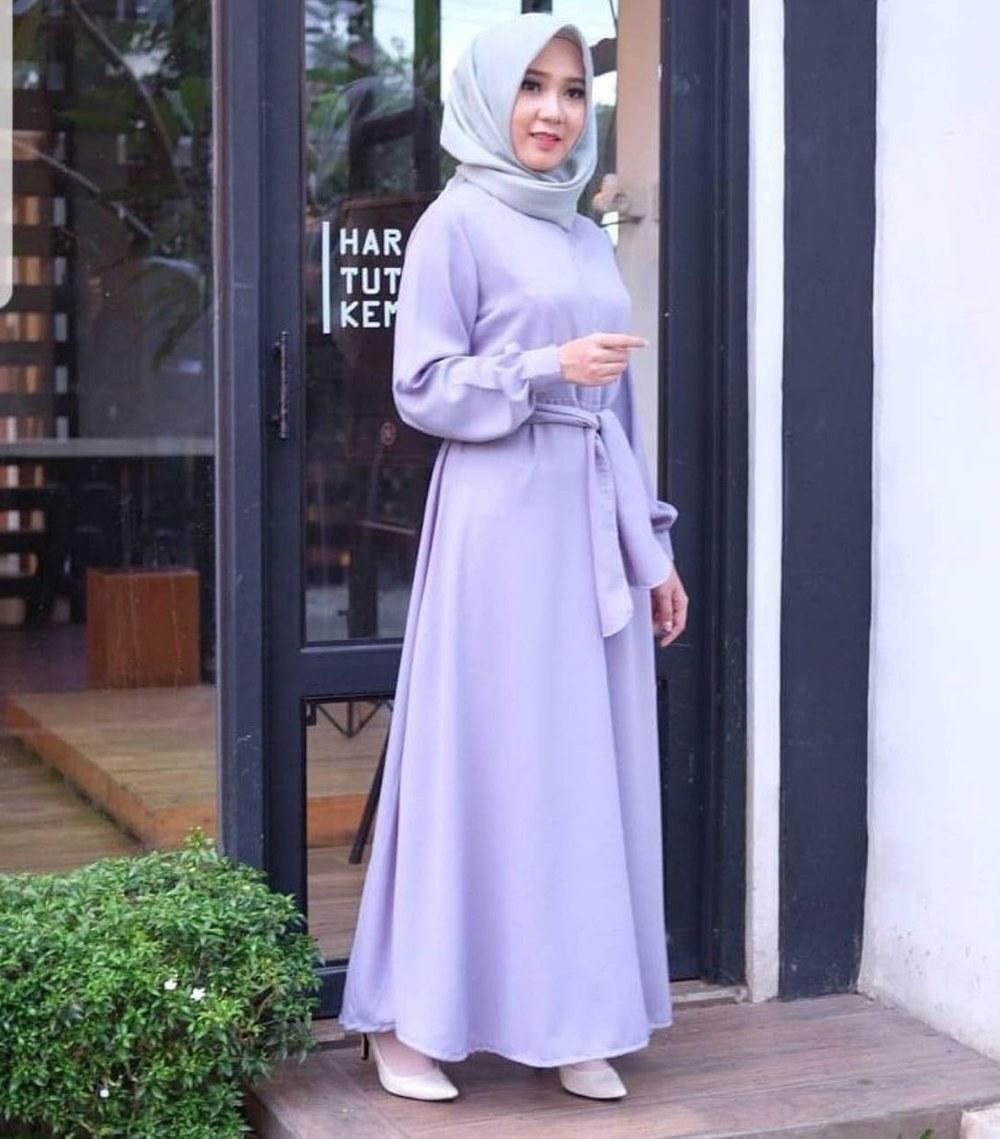 Model Baju Lebaran Simple E9dx Jual Baju Syar I Hijab Panjang atasan Simple Blouse