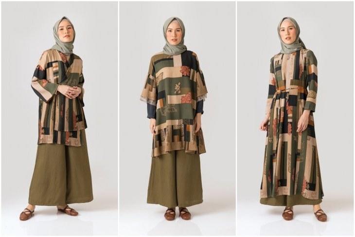 Model Baju Lebaran Tahun 2020 Ffdn Koleksi Busana Lebaran Kami Terinspirasi Teknik Quilting