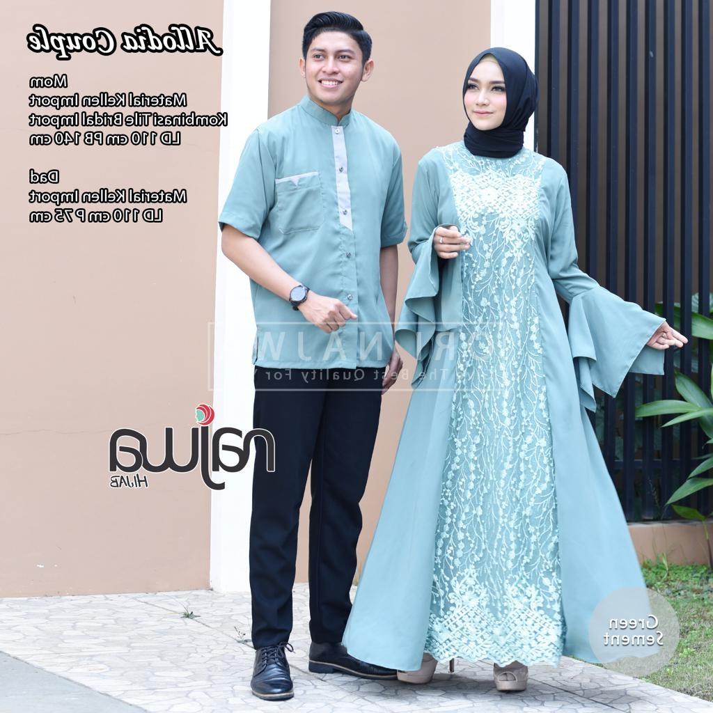 Model Baju Lebaran Tahun 2020 Y7du Baju Lebaran Keluarga Tahun 2020 Mainmata Studio