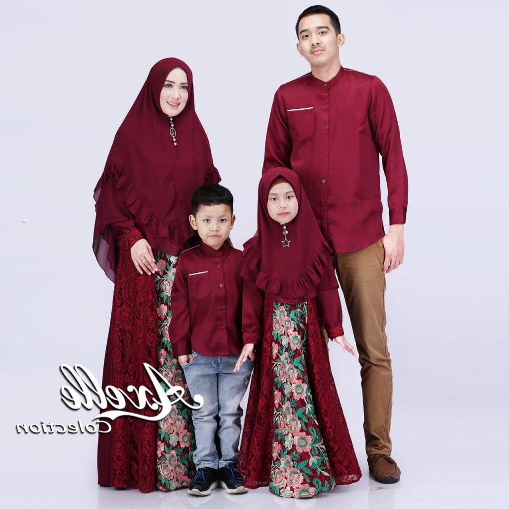 Model Baju Lebaran Tahun 2020 Zwd9 Baju Lebaran Keluarga Tahun 2020 Mainmata Studio