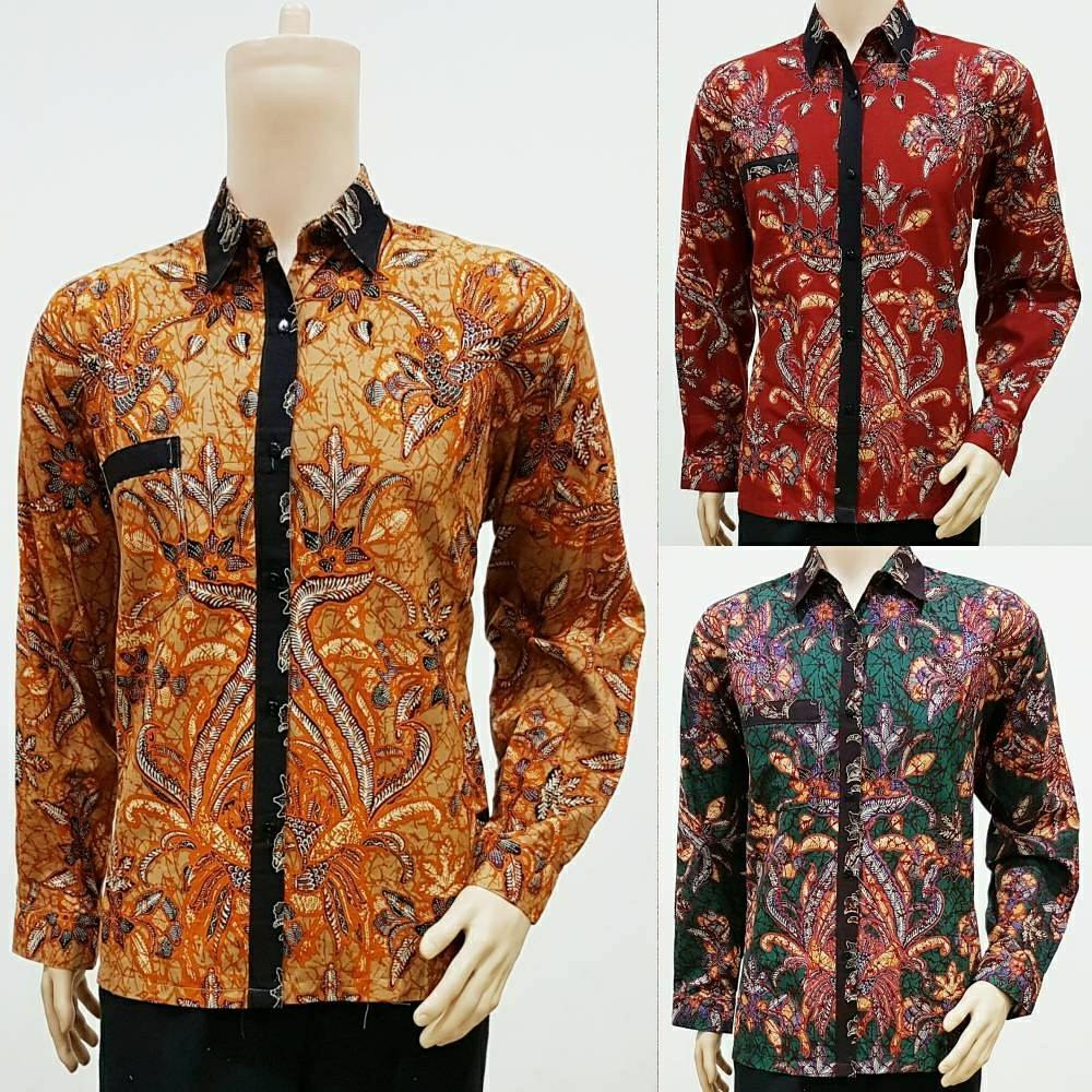 Model Baju Lebaran Terbaru 2019 Pria Bqdd 20 Baju Batik 2019 Pria Yang Modis