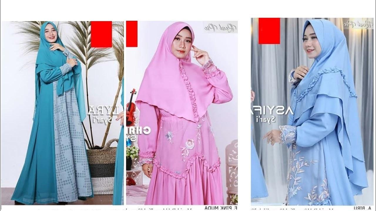 Model Baju Lebaran Terbaru 2019 Wanita S5d8 Model Baju Gamis Terbaru 2019 Wanita