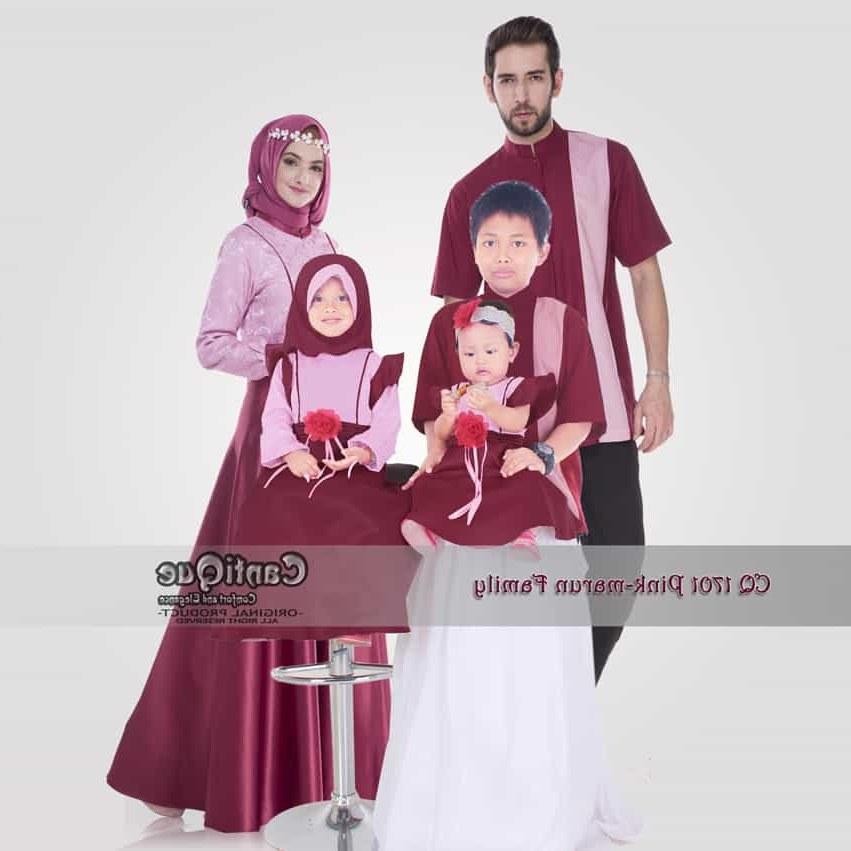 Model Baju Lebaran Untuk Keluarga S1du Jual Baju Lebaran Couple