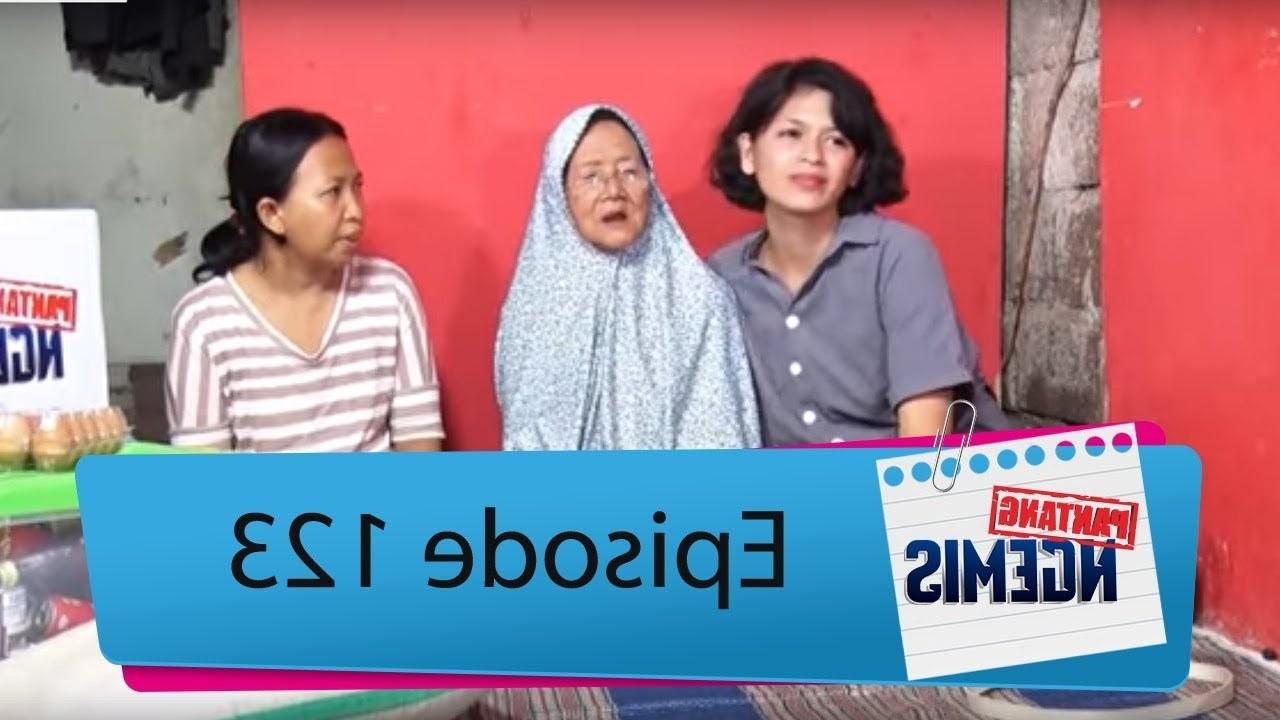 Model Baju Lebaran Untuk Nenek Zwd9 Tangis Haru Nenek Siti Mendapat Baju Baru Untuk Lebaran