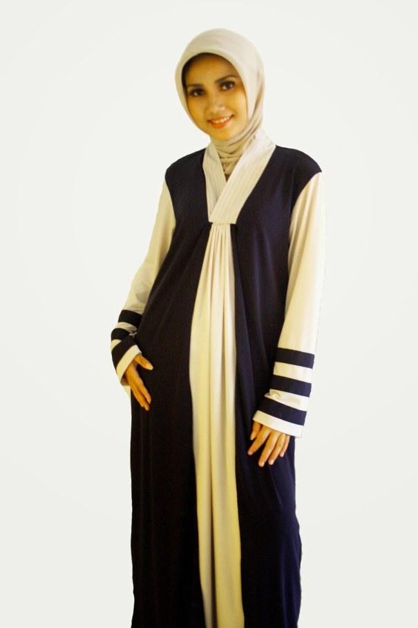 Model Baju Lebaran Untuk orang Gemuk J7do Baju Gamis Untuk orang Gemuk 2
