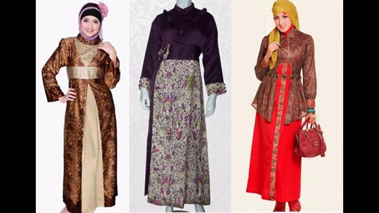 Model Baju Lebaran Untuk orang Gemuk Jxdu Baju Muslim Brokat Untuk orang Gemuk