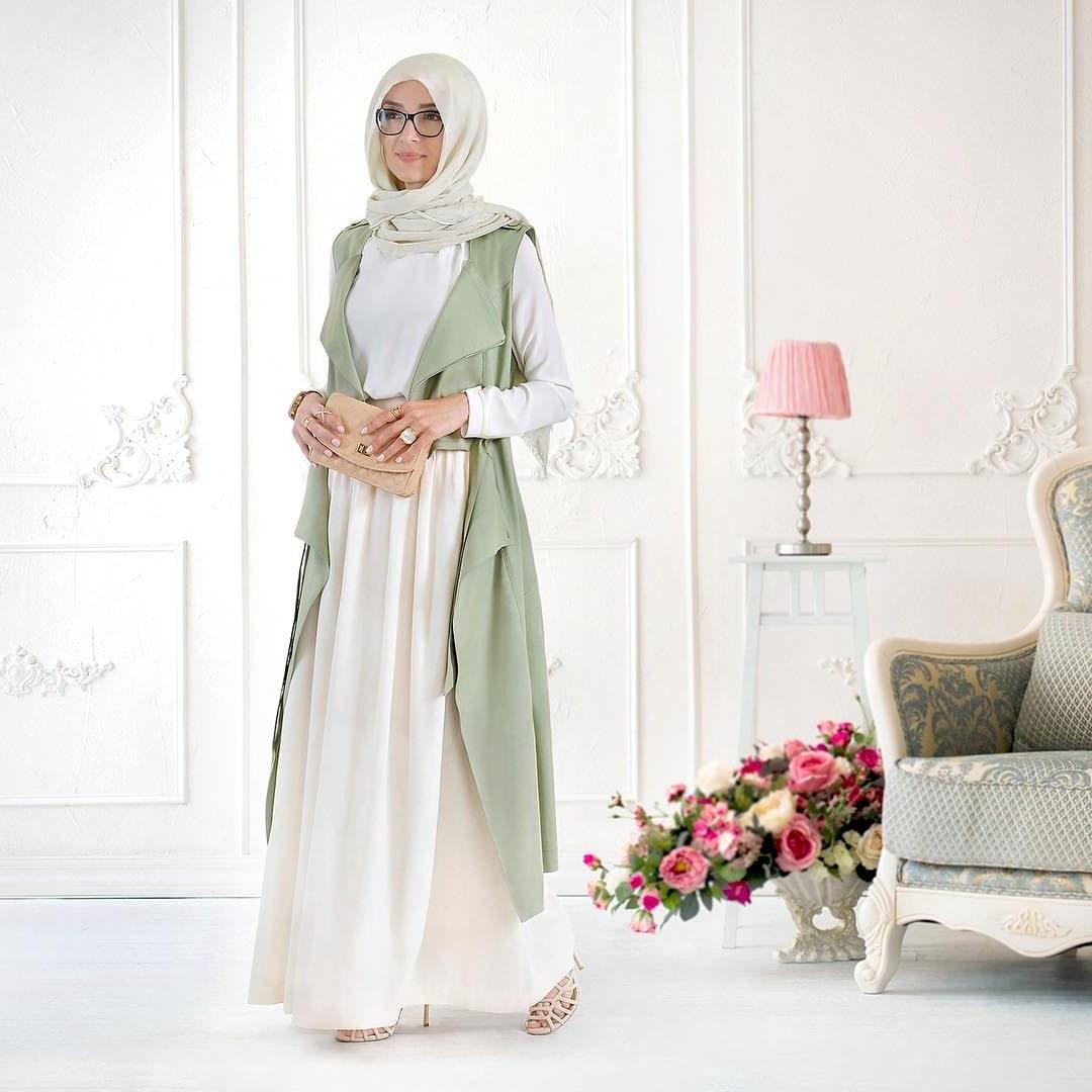 Model Baju Lebaran Wanita 2018 Ffdn 50 Model Baju Lebaran Terbaru 2018 Modern & Elegan