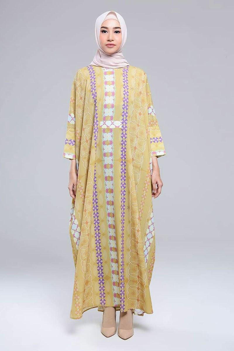 Model Baju Lebaran Wanita Tahun 2019 Fmdf Trend Baju Lebaran Dan Hijab Wanita Tahun 2019 Untuk