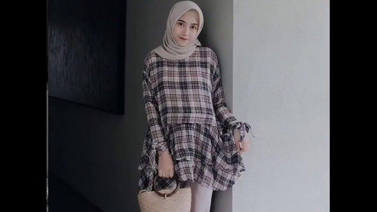 Model Baju Lebaran Wanita Trend 2018 T8dj Inspirasi Baju Muslim Untuk Lebaran 2018