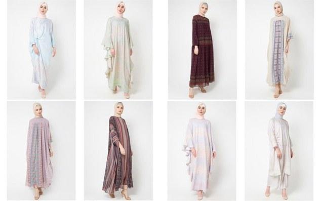 Model Desain Baju Lebaran 2019 D0dg Trend Model Baju Lebaran Wanita Muslimah Terbaru 2019